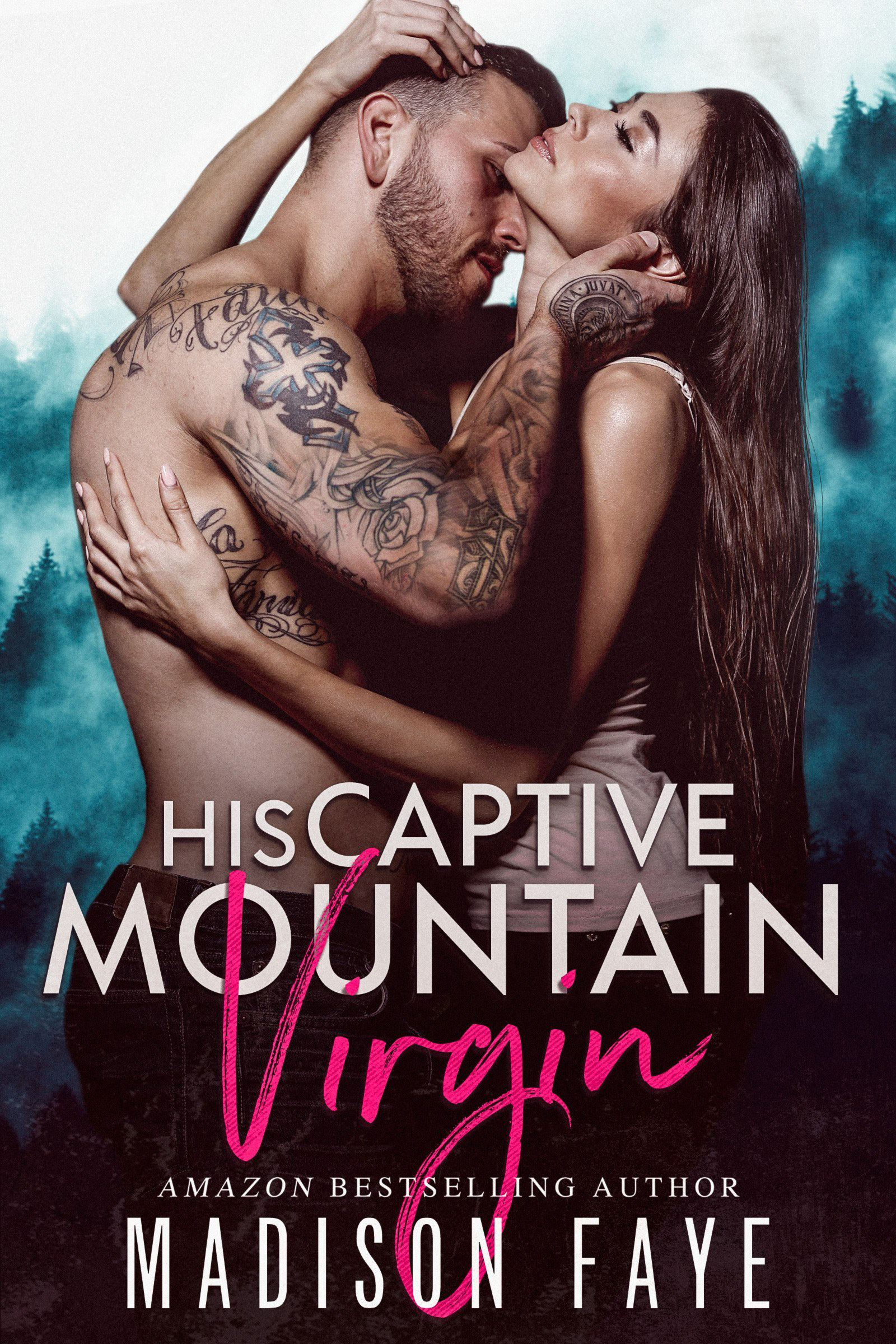 HIS CAPTIVE MOUNTAIN VIRGIN