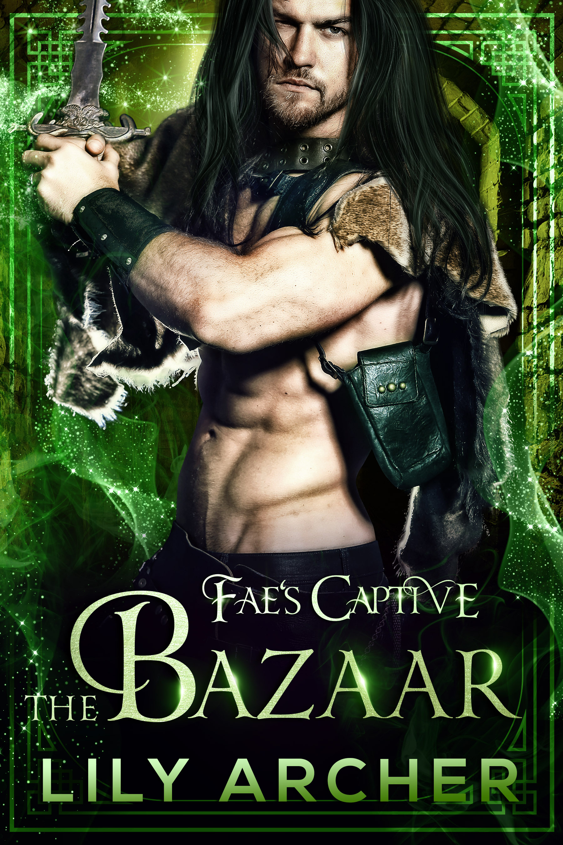 THE BAZAAR - FAE'S CAPTIVE