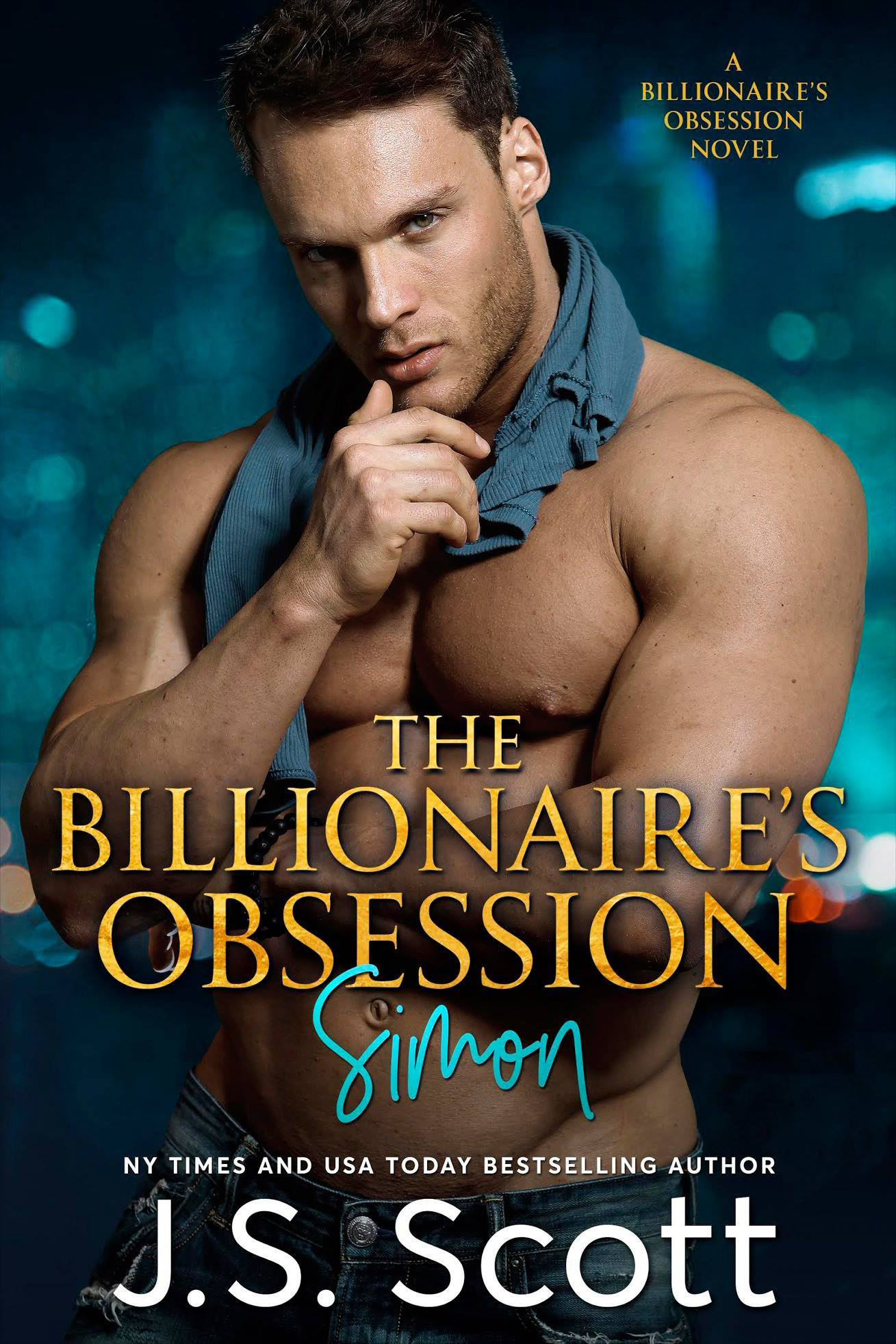THE BILLIONAIRE'S OBSESSION -  SIMON
