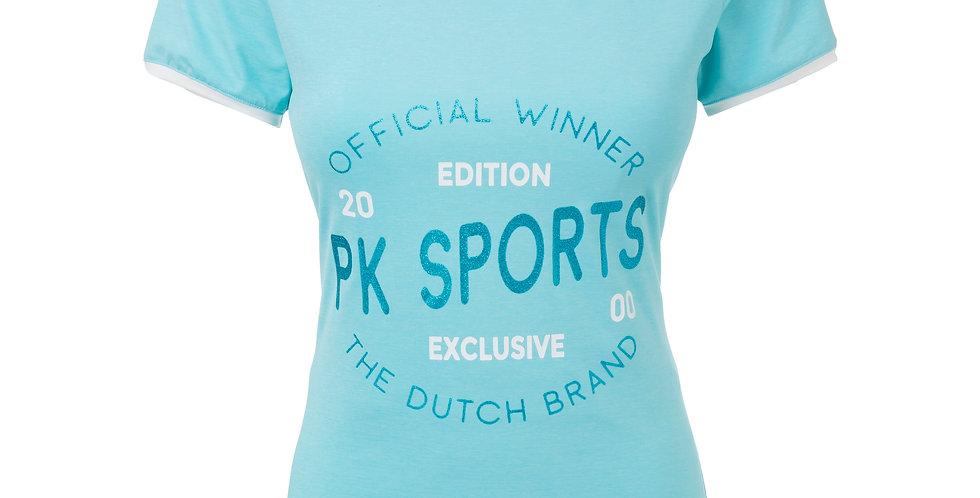 T-Shirt Cornet Blue Bird