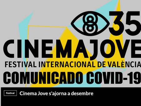 """""""Cinema Jove"""" celebrarà una edició reduïda de la 35a edició del festival"""