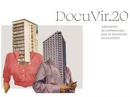 Última setmana per participar en DOCUVIR.20, un festival de curts online