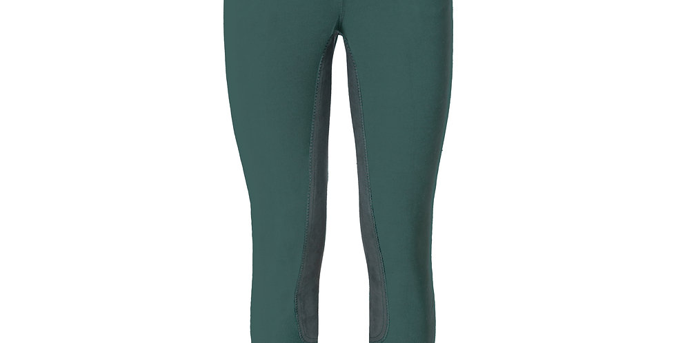 Rijbroek Onira Knee Grip Green Woods