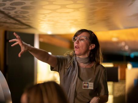 """Laia Porcar: """"ens interessa parlar del que no està tan a la vista amb un llenguatge contemporani"""""""