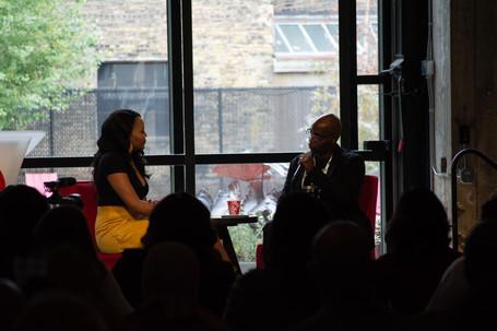 Fireside Chat w/ CEO of Black in Tech