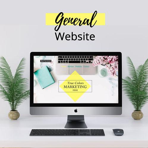 Website Design - General