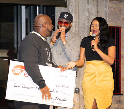 Host at $10k Business Competition