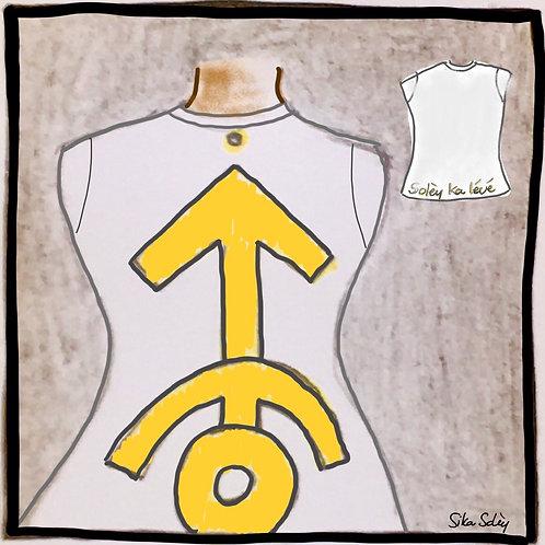 """T-shirt """"Désiné Lidé'w"""""""