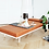Thumbnail: Cognac/White Daybed