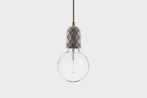 Concrete lamp AIR