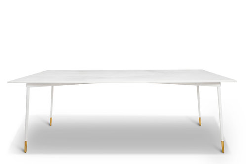 Midnight Dining Table WHITE