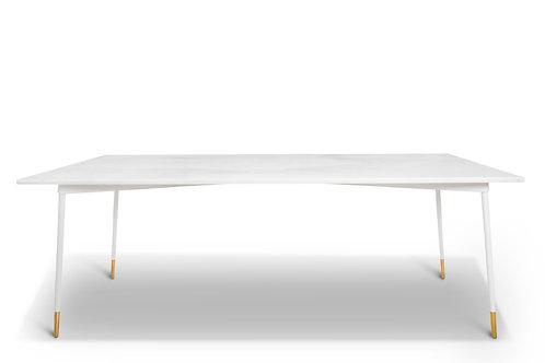 Desk White/White