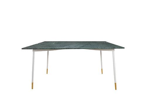 Desk White/Green