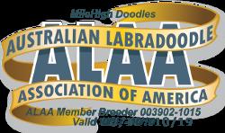 MileHigh Doodles ALAA International Logo