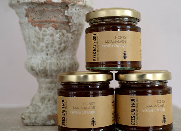 Seville Orange Honey Marmalade