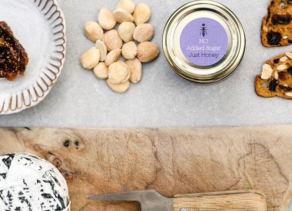 Fig and Marcona Almond Honey Jam