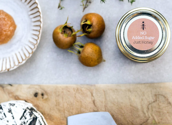 Medlar and Thyme Honey Jam
