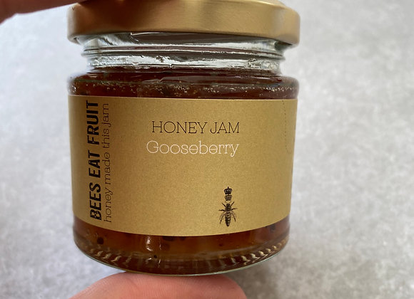 Gooseberry Honey Jam