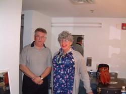 Ray Walsh & Bridgette Muldoon