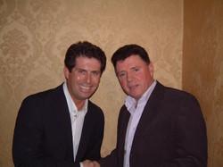 Kevin and John Hogan