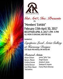 February 15-April 30, 2017