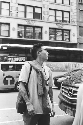NYC Outlooks (Kodak 400)