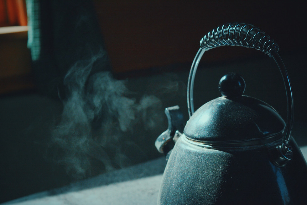 Hot Water Steams