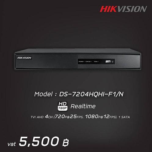 HIKVISION : DS-7204HQHI-F1/N