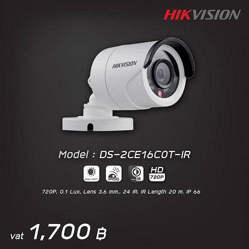 HIKVISION : DS2CE16C0T-IR