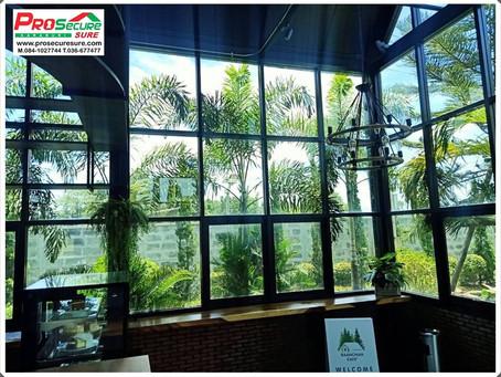 บริษัทห้างร้าน : ร้านกาแฟ BAAN CHAN CAFE' จ.พระนครศรีอยุธยา