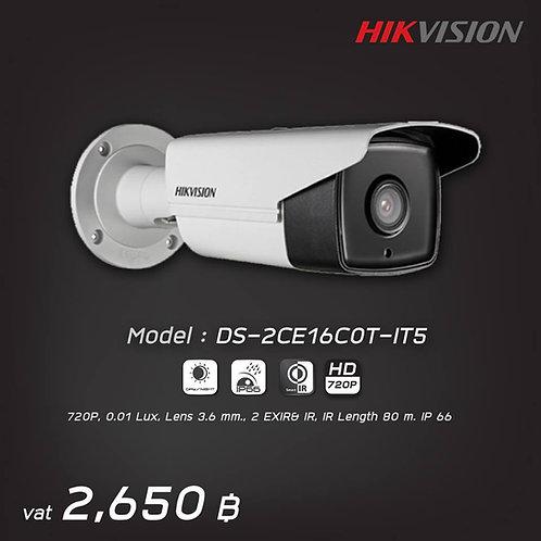 HIKVISION : DS-2CE16C0T-IT5