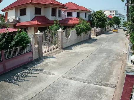 บ้านพักอาศัย : หมู่บ้านยุคลธร อำเภอเมืองสระบุรี จังหวัดสระบุรี