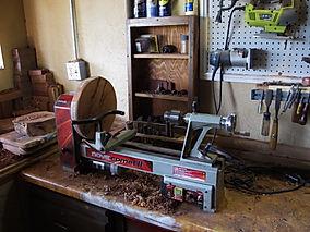 BenchTop Wood lathe