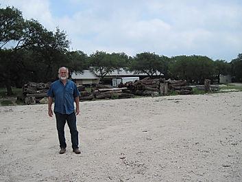 Texas Mesquite Wood Logs