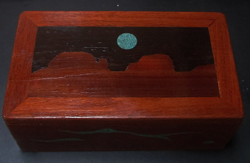 Handcrafted Wooden Box