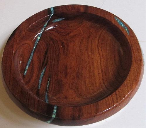 Mesquite Wood Bowl**