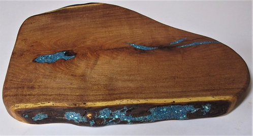 Free Form~Live Edge Cutting Board#