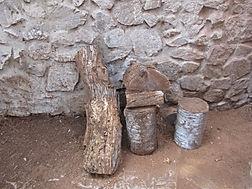 Mesquite Logs