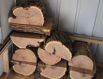 Mesquite Wood Bowl Blanks