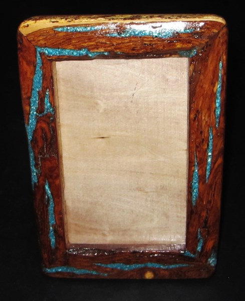 Handcrafted Wooden Picture Frame