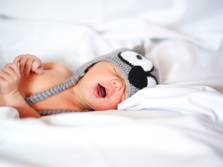 What's the most surprising thing about caring for a newborn?