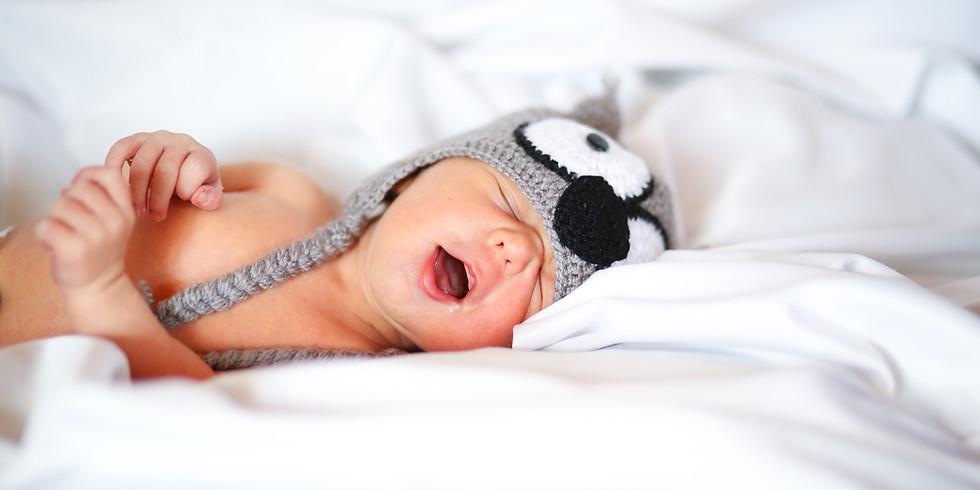 Il sonno del neonato e nella prima infanzia
