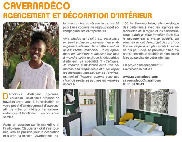 Article journal de Beaumont sur Oise