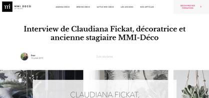 Interview MMI-Déco