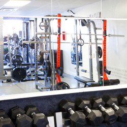 Before and After In Etobicoke Gym