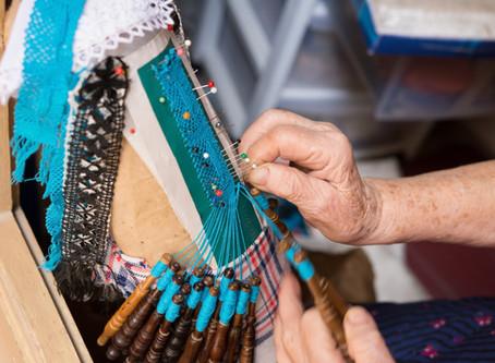 Maltese Lace Making - Bizzilla