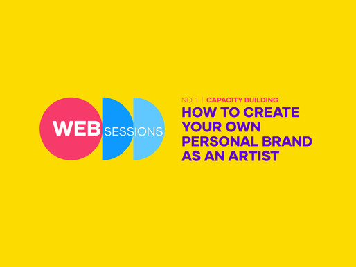 How to create your own personal brand as an artist