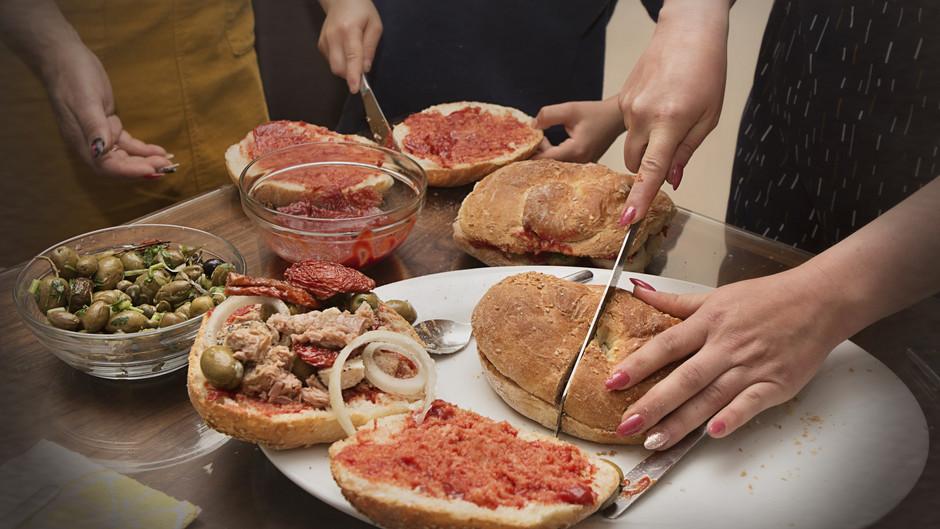 Il-Ftira, the culinary art and culture of flattened sourdough bread in Malta