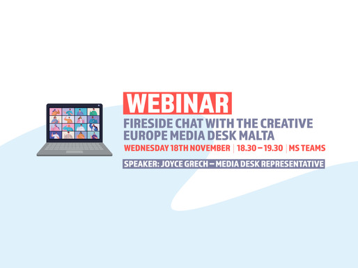 Fireside Chat with Creative Europe Media Desk