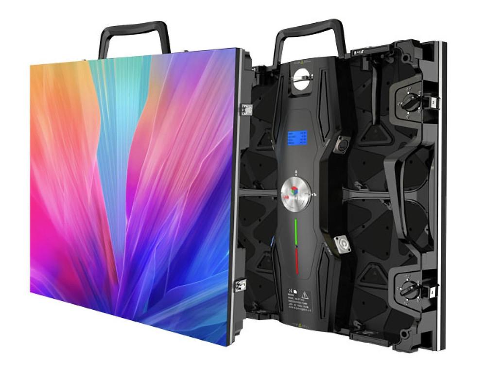 a 500 x 500mm fine picth LED cabinet